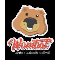 Mini HD spy kamera, dobókocka forma, 1080P felbontás, SQ16, fehér