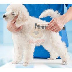 Elektromos fésű és csomóvágó kutyáknak