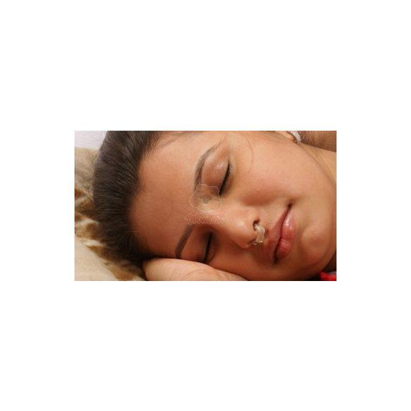 Szilikon horkolásgátló orr klipsz - snore stopper