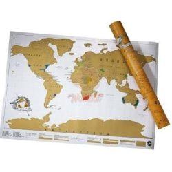 Kaparós világtérkép, utazós prémium