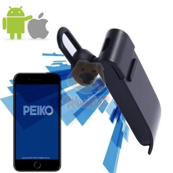 Peiko 25 nyelvű valósidejű tolmácsgép, fülbe helyezhető
