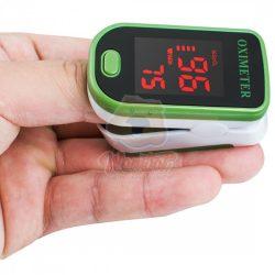 Véroxigén színt mérő Pulzoximéter