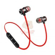 X10 Sport bluetooth headset - piros